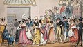 Tom and Jerry in the Saloon at Covent Garden - I. Robert and George Cruikshank
