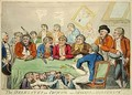 The delegates in council or beggars on horseback - Isaac Cruikshank