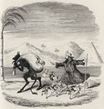 Legend of St Medard - George Cruikshank I