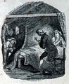 Square discovered in Molly Seagrims apartment - George Cruikshank I