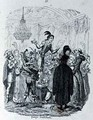 The Masquerade Scene - George Cruikshank I