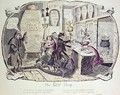 The Gin Shop - George Cruikshank I