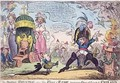 The King of Rome - George Cruikshank I
