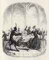 The Lay of St Cuthbert - George Cruikshank I