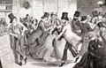 The Dancing Rooms - George Cruikshank I