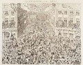 Mayhews Great Exhibition of 1851 London in 1851 - George Cruikshank I