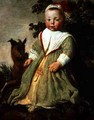 Portrait of a Child Aged Two - Aelbert Cuyp