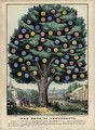 The tree of temperance - Nathaniel Currier