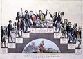 The Drunkards Progress - Nathaniel Currier