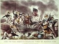 The Battle of New Orleans - Currier