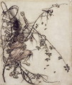 Sweetheart Roland', illustration from The Brothers Grimm, translated by Mrs Edgar Lewis, published 1900 - Arthur Rackham