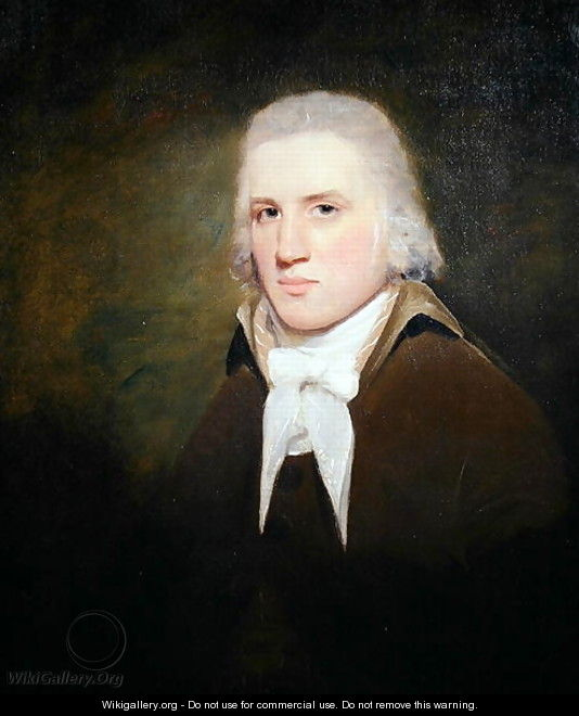 Thomas Wise of Hillbank - Sir Henry Raeburn