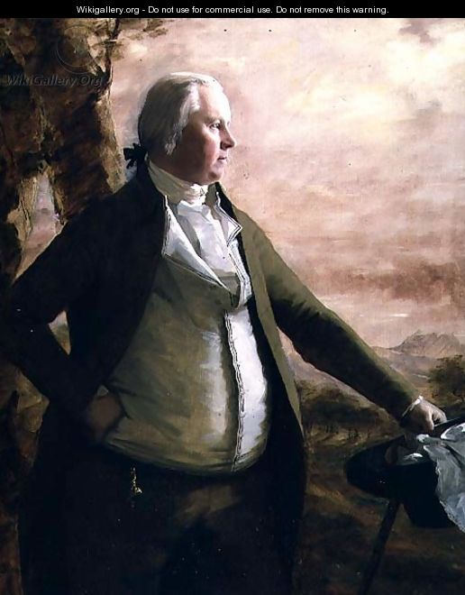 Portrait of William Glendonwyn of Glendonwyn and Sarton, c.1795-1800 - Sir Henry Raeburn