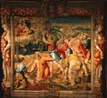 St. Stephen, woven at the Louvre workshop of Jean Lefevre, 1655-61 - (after) Raphael (Raffaello Sanzio of Urbino)