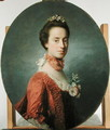 Mary Digges 1737-1829 Lady Robert Manners, c.1756 - Allan Ramsay