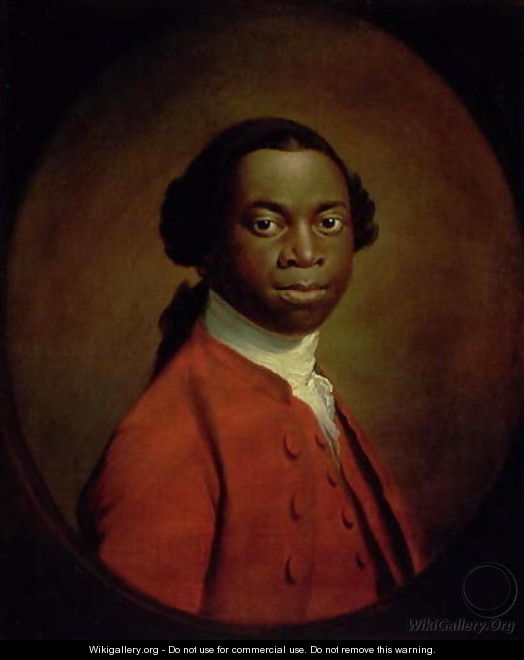 Portrait of an African, c.1757-60 - Allan Ramsay