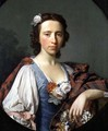 Portrait of Flora Macdonald 1722-90 - Allan Ramsay