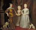 The Children of Charles I - Catherine Read