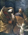 The Flight into Egypt - Guido Reni