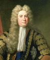 Sir Robert Walpole 1676-1745 - Jonathan Richardson