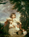 The Brummell Children, 1781-82 - Sir Joshua Reynolds