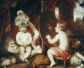The Infant Academy, 1781 - Sir Joshua Reynolds