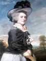 Portrait of Miss Keppel, afterwards Mrs Thomas Meyrick, 1782 - Sir Joshua Reynolds