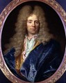 Portrait of Michel Begon the Younger - Hyacinthe Rigaud