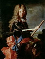 William Bentinck, Earl of Portland 1649-1709, 18th century - Hyacinthe Rigaud