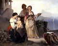 The Neapolitan Family, 1865 2 - Karel Frans Philippeau
