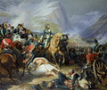 The Battle of Rivoli, 1844 - Felix Philippoteaux
