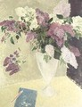 Lilacs - Glyn Warren Philpot