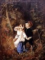 Babes in the Wood or Lost Children - George John Pinwell