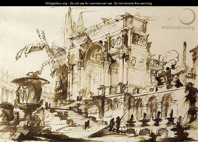 Classical Drawings - Giovanni Battista Piranesi