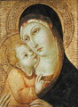 Madonna and Child - Sano Di Pietro