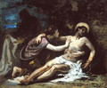 Lamentation - Isidore Alexandre Augustin Pils