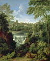 The Falls of Tivoli, c.1661-63 - Gaspard Dughet Poussin
