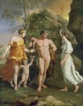 The Choice of Hercules - Nicolas Poussin