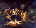 The Childhood of Bacchus, c.1627 - Nicolas Poussin