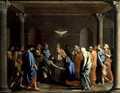 The Marriage of the Virgin, c.1638-40 - Nicolas Poussin