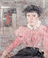 The Pink Blouse - John Quinton Pringle