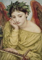 Erato, Muse of Poetry, 1870 - Sir Edward John Poynter