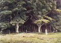 The Wooded Landscape, c.1900 - Sir Edward John Poynter