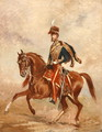 Lieutenant Colonel James Thomas Brudenell 1797-1868 7th Earl of Cardigan, c.1854 - Alfred F. De Prades