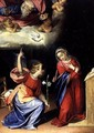 The Annunciation - Scipione Pulzone