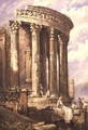 Tivoli, Temple of the Sibyl - Samuel Prout