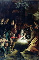 Adoration of the Shepherds - Camillo Procaccini