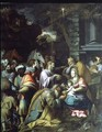 The Adoration of the Magi - Camillo Procaccini
