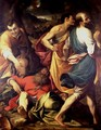 The Drunkenness of Noah - Camillo Procaccini
