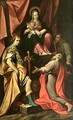 Madonna and Child with St. Vitalis, St. Jerome and St. Francis - Camillo Procaccini